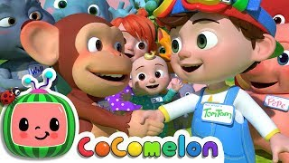 My Name Song | Cocomelon (ABCkidTV) Nursery Rhymes & Kids Songs