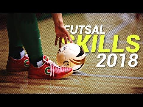 Most Humiliating Skills & Goals 2018 ● Futsal #4
