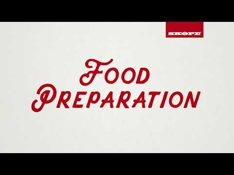 Your Guide to SKOPE's Food Preparation Range