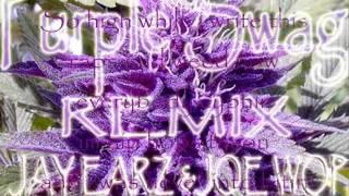 Asap Rocky - Purple Swag Remix W/ Lyrics ( Everything is Purple )
