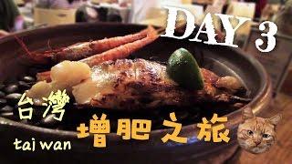 【台灣之旅 TaiWanTrip】Day 3 九份 | 猴硐貓村 | 上引水產 | 蜂大咖啡 Jiu Feng | Hou Tong Cat Village | Fong Da Coffee