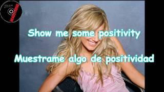 Ashley Tisdale - Positivity (Traducida al español) + Lyrics