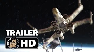 ROGUE ONE A STAR WARS STORY Official Trailer  Trust 2016 SciFi Action Movie HD