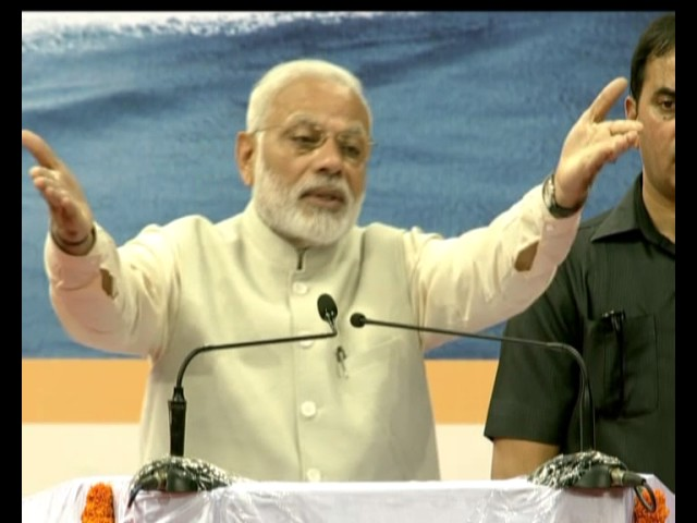 PM Narendra Modi launch of various projects in Goa