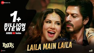 Laila Main Laila Song - SRK, Sunny Leone - Raees
