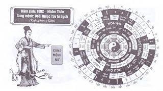 TỬ VI NỮ SINH NĂM 1992 - NHÂM THÂN CUNG MỆNH PHONG THỦY HỢP TUỔI GÌ?