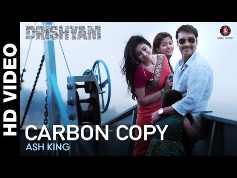 Carbon Copy - Drishyam   Ajay Devgn & Shriya Saran   Ash King   Vishal Bhardwaj