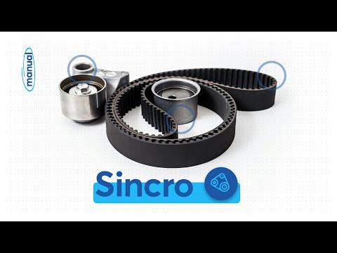 Simplo Manuais Técnicos Automotivos | Manual Sincro | Correias