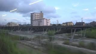 「北海道&東日本パス」の旅・第5弾#29奥羽本線追分→秋田2018/08/14