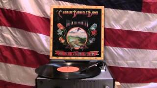 The Charlie Daniels Band - No Place To Go (1974)