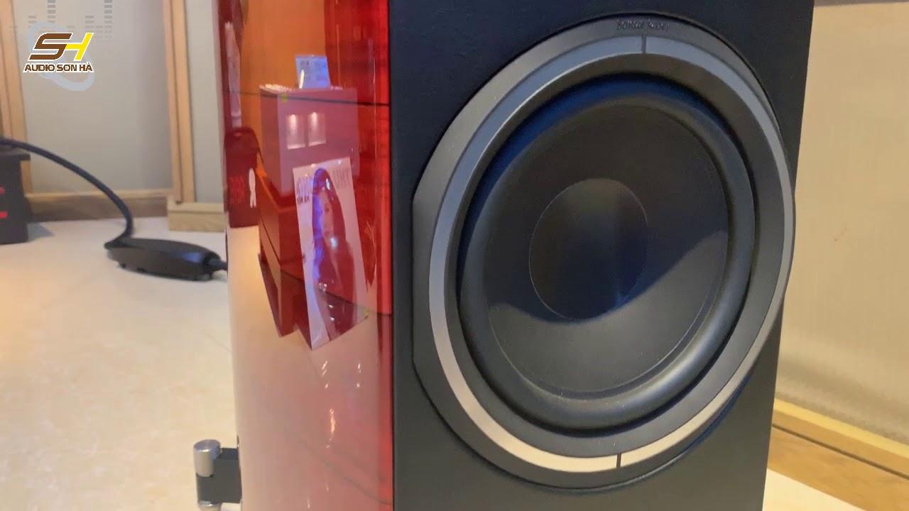 Hi End Testlab | Sonus Faber Amati & Luxman C700u, M700u