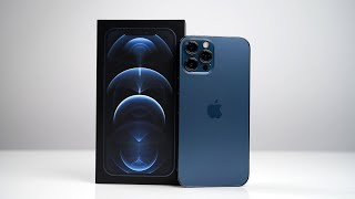 Unboxing: Apple iPhone 12 Pro Max (Deutsch) | SwagTab