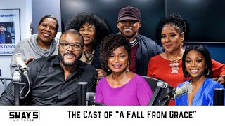 Tyler Perry Responds to Critics for Writing his Own Scripts and Phylicia Rashad Talks Childhood