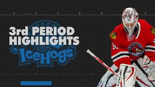 Wild vs. IceHogs | Mar. 7, 2021