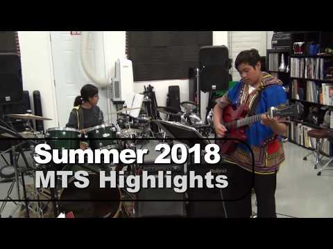 Here's some my students performing in Summer 2018.
