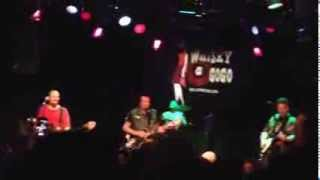 FEAR, New York's Alright If You Like Saxophones. Live at Whiskey a GoGo, 1/11/14.