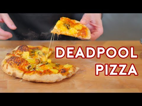 Binging with Babish: Pizza from Deadpool