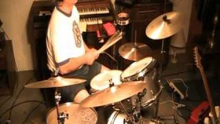 The Charlie Daniels Band - The Legend of Wooley Swamp - drum cover