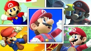 Evolution Of Classic Mode Interactive Ending Credits In Super Smash Bros Series