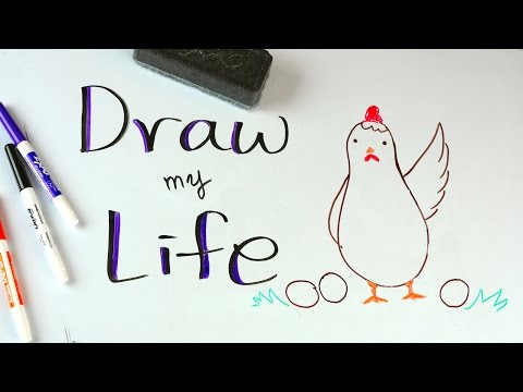 Draw My Life A Hen In Today S World