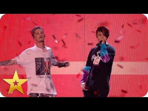 Bars and Melody perform 'Waiting For The Sun' | BGT: The Champions