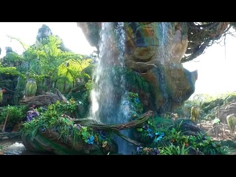 First look at Disney World's Pandora -- The World of Avatar | ABC News