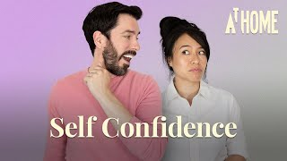 Linda & Drew Scott on Being Comfortable in your own Skin