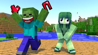 School monster minecraft : PISOS MASTER -picnic - Cooking - Boys against Girls