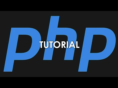 PHP Tutorial Introduction – Learn PHP Programming