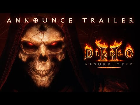Diablo II: Resurrected : Trailer d'annonce
