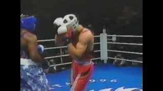 Владимир Кличко - Лоуренс Клей-Бей 1996