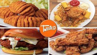 Crispy Fried Chicken 8 Ways
