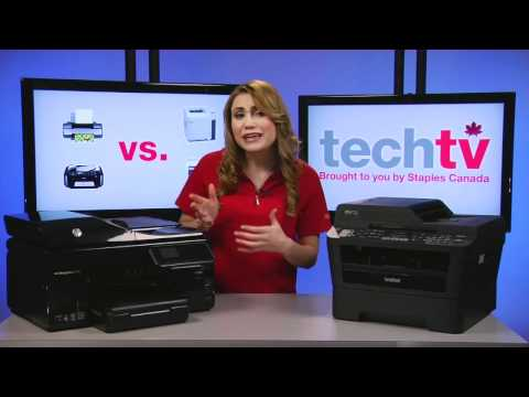 Inkjet vs. Laser Printers – Which one is right for you?