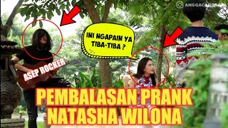 Video ASEP ROCKER!!PEMBALASAN PRANK NATASHA WILONA!! PRANK ARTIS PART#1 MP3, 3GP, MP4, WEBM, AVI, FLV Agustus 2019