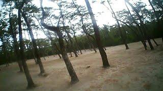 Hubsan H122D X4 Storm forest flight 2