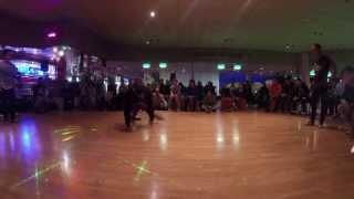 preview picture of video 'Halloween show - battle de danse à Saintes'