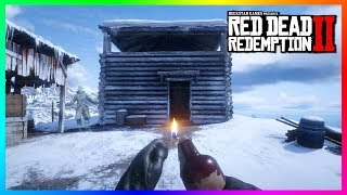 What Happens If You Get Inside Micah's Hideout On Mount Hagan After Beating Red Dead Redemption 2?