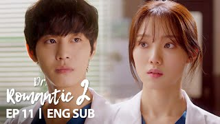 Lee Seong Kyoung Heard Rumors About Ahn Hyo Seop [Dr. Romantic 2 Ep 11]