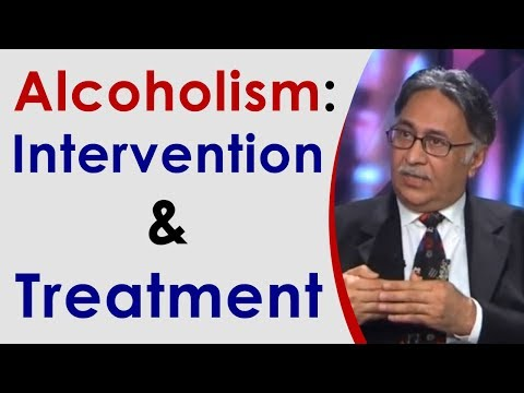 Alcholism: Intervention & Treatment | Dr Sadaqat Ali's Interview on Dawn News