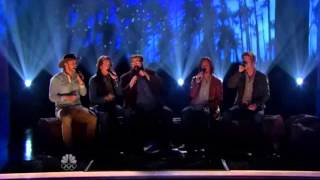 Colder Weather - Home Free - The Sing Off Season 4 Ep.6 HD