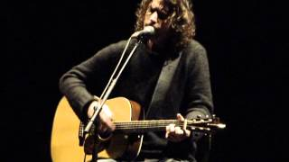 Chris Cornell - Wide Awake - Veterans Memorial Auditorium, Providence 11-19-2013