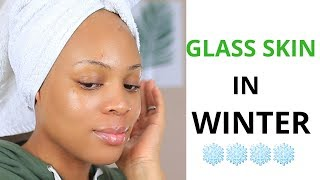 BEST MOISTURIZER FOR DRY SKIN 2020 | WINTER SKINCARE ROUTINE