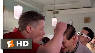 Back to the Future (4/10) Movie CLIP - You're George McFly! (1985) HD