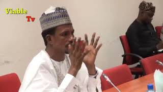 FULL VIDEO : Sen. Abbo In Face-Off With Tinubu, Senate Adhoc Panel Over Sex Toy Shop Assault