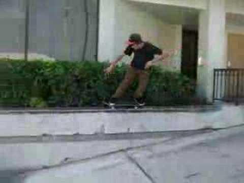 Random Miami Skateboard Antics