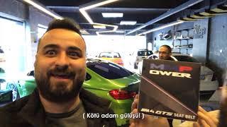 MMPower BMW E92 M3 DKG Ile Sanayide Bir Gün! Sence Ne Yaptık?