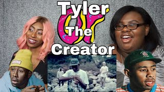 BLAST FROM THE PAST: YONKERSSHE   TYLER THE CREATOR FT FRANK OCEAN (REACTION!!!)