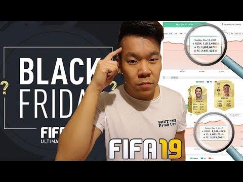 FIFA 19 BLACK FRIDAY 😱😲 WANN VERKAUFEN, KAUFEN, INVESTIEREN USW.. WAS SOLL MAN TUN?? 🤔