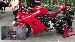 Ducati SuperSport Review By Whyzul Part 1