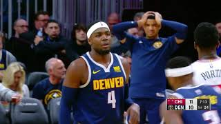 3rd Quarter, One Box Video: Denver Nuggets vs. Chicago Bulls